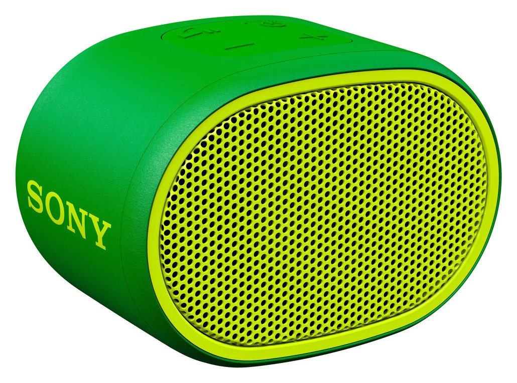 Sony SRS - XB01 Compact Wireless Speaker - Green