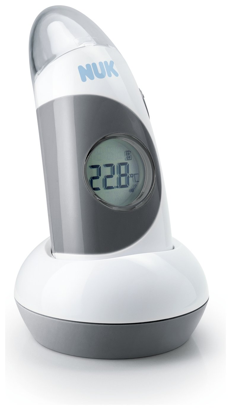 NUK 2-in-1 Baby Thermometer