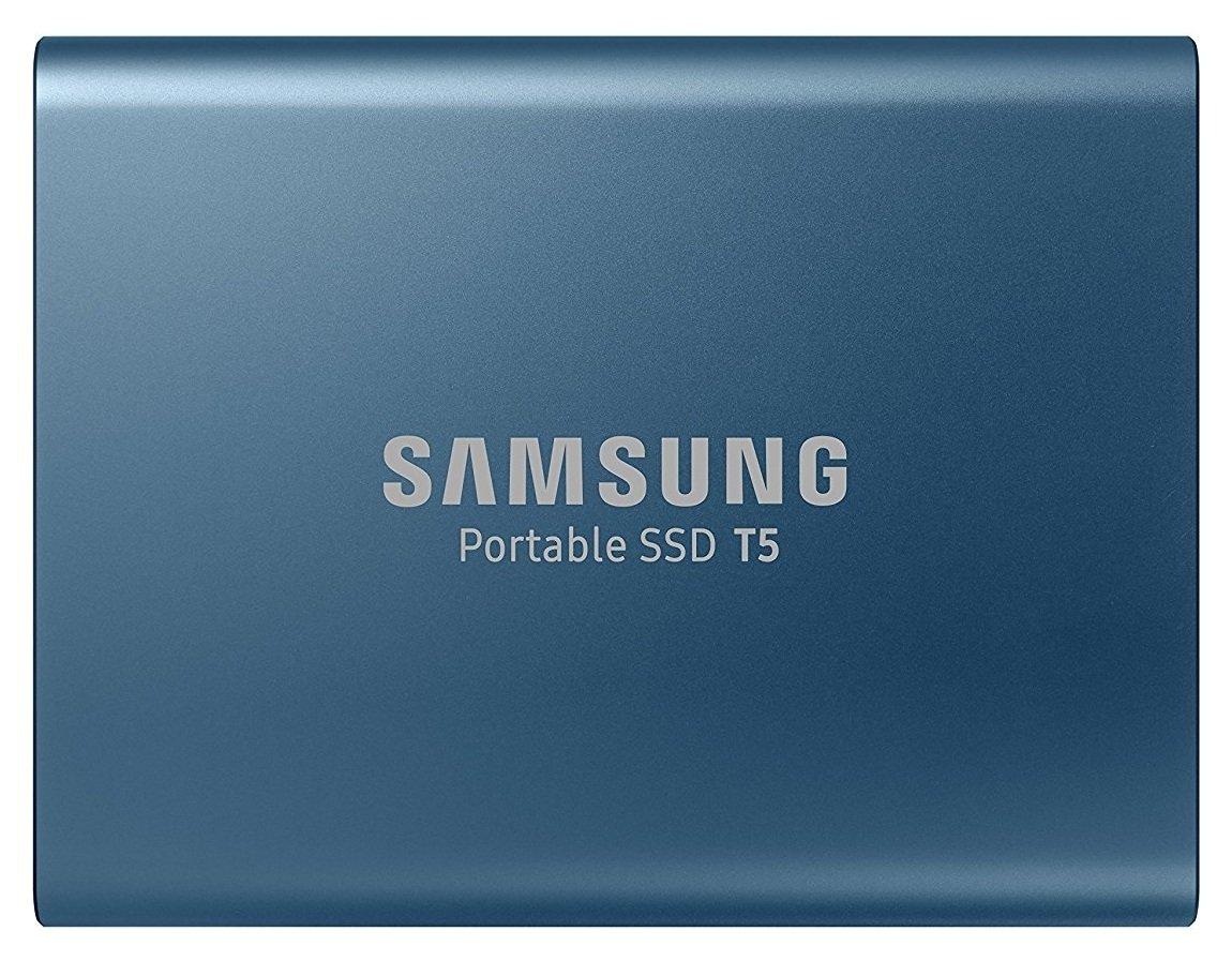 Samsung T5 250GB Portable SSD Hard Drive
