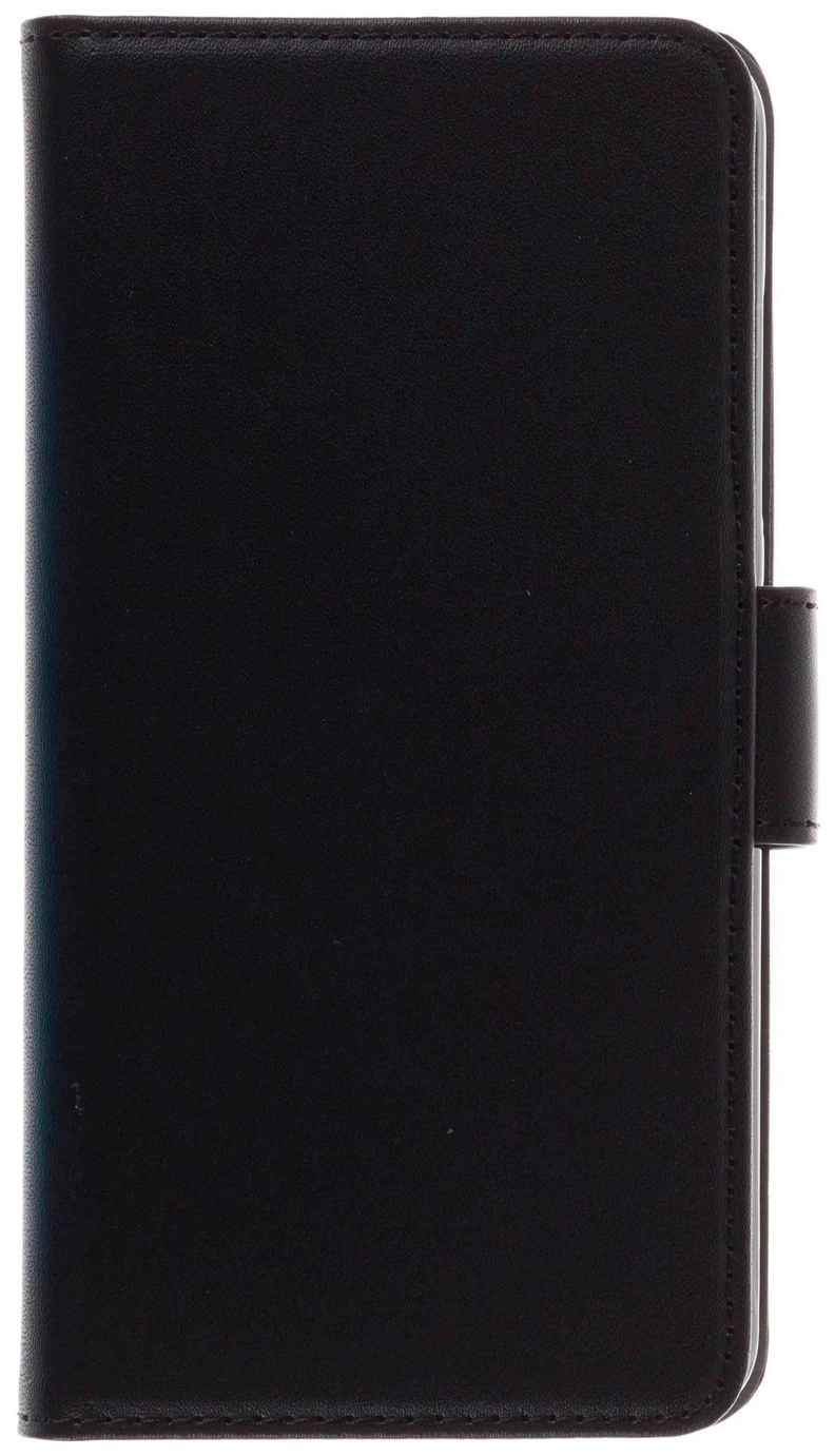 Case It Samsung Galaxy A8 Leather Folio Phone Case - Black