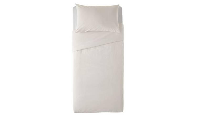 Argos Home Brushed Cotton Duvet Set Toddler