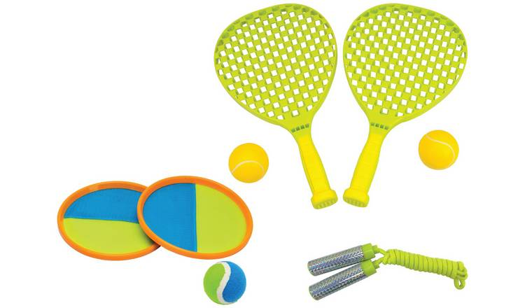 Chad Valley Sport Combo 3 in 1 Set