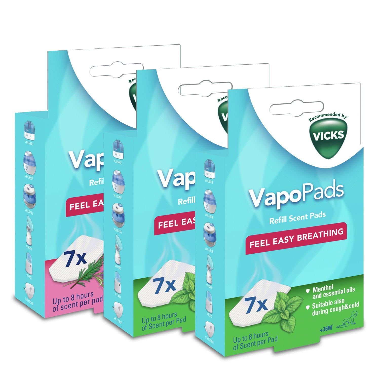 Vicks VapoPads x7 Value Pack