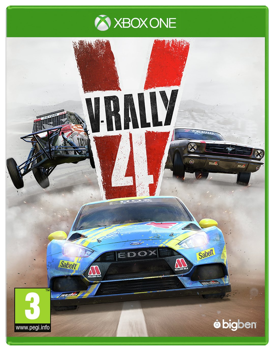 V Rally 4 Xbox One Game