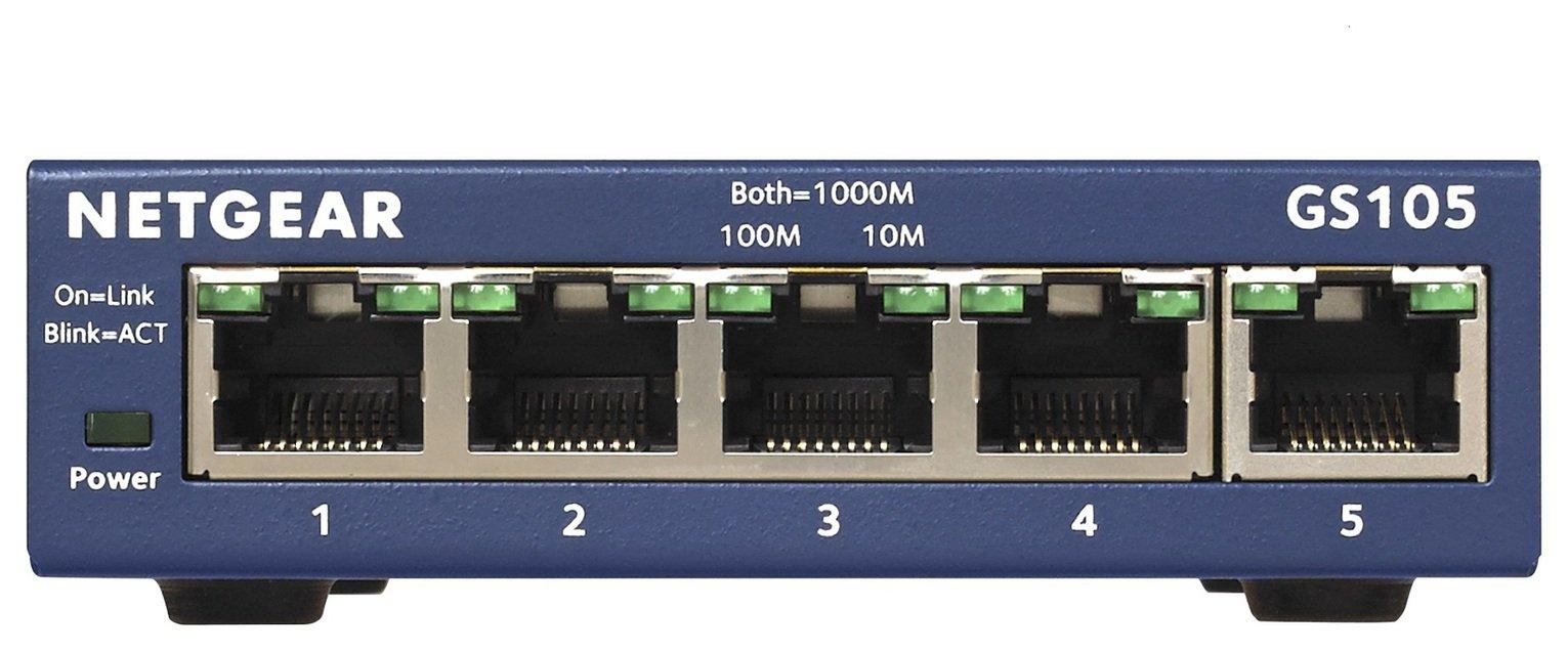 Netgear 5 Port Ethernet Switch