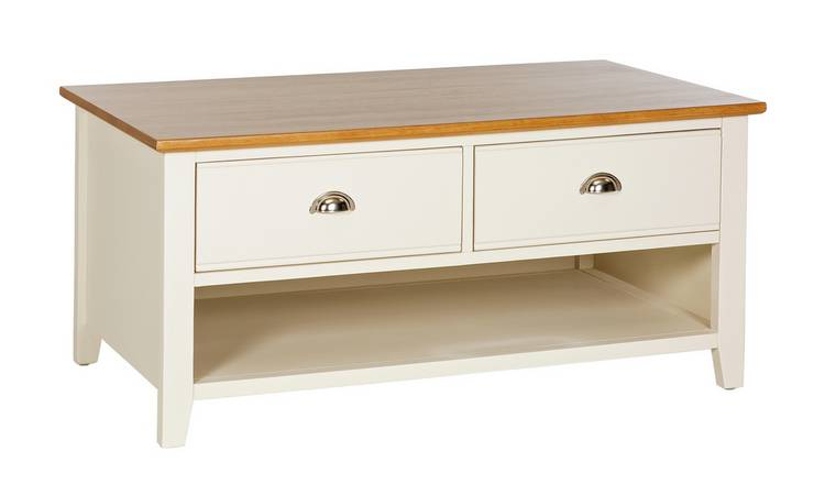 Argos Home Highbury Coffee Table - Two Tone