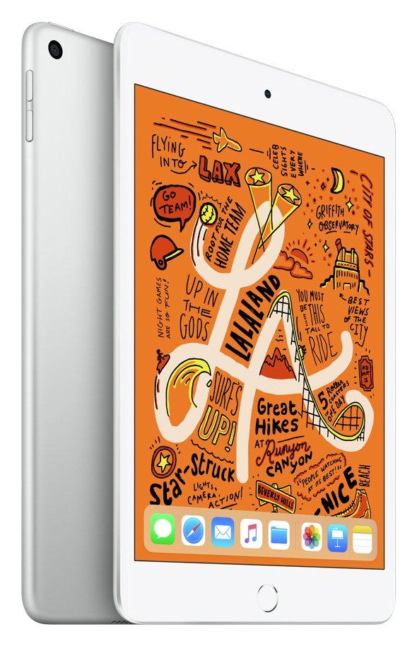 iPad mini 5 2019 7.9 Inch Wi-Fi 256GB - Silver