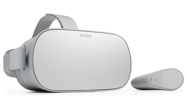 Oculus Go 32GB VR Headset - White