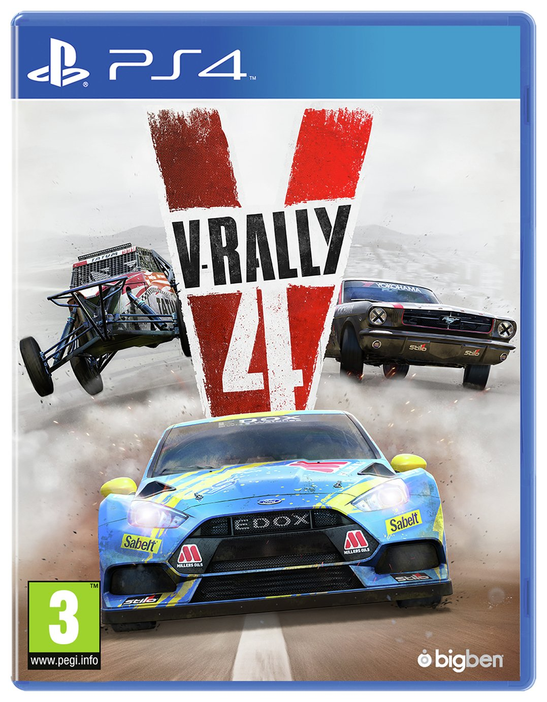 V Rally 4 PS4 Game