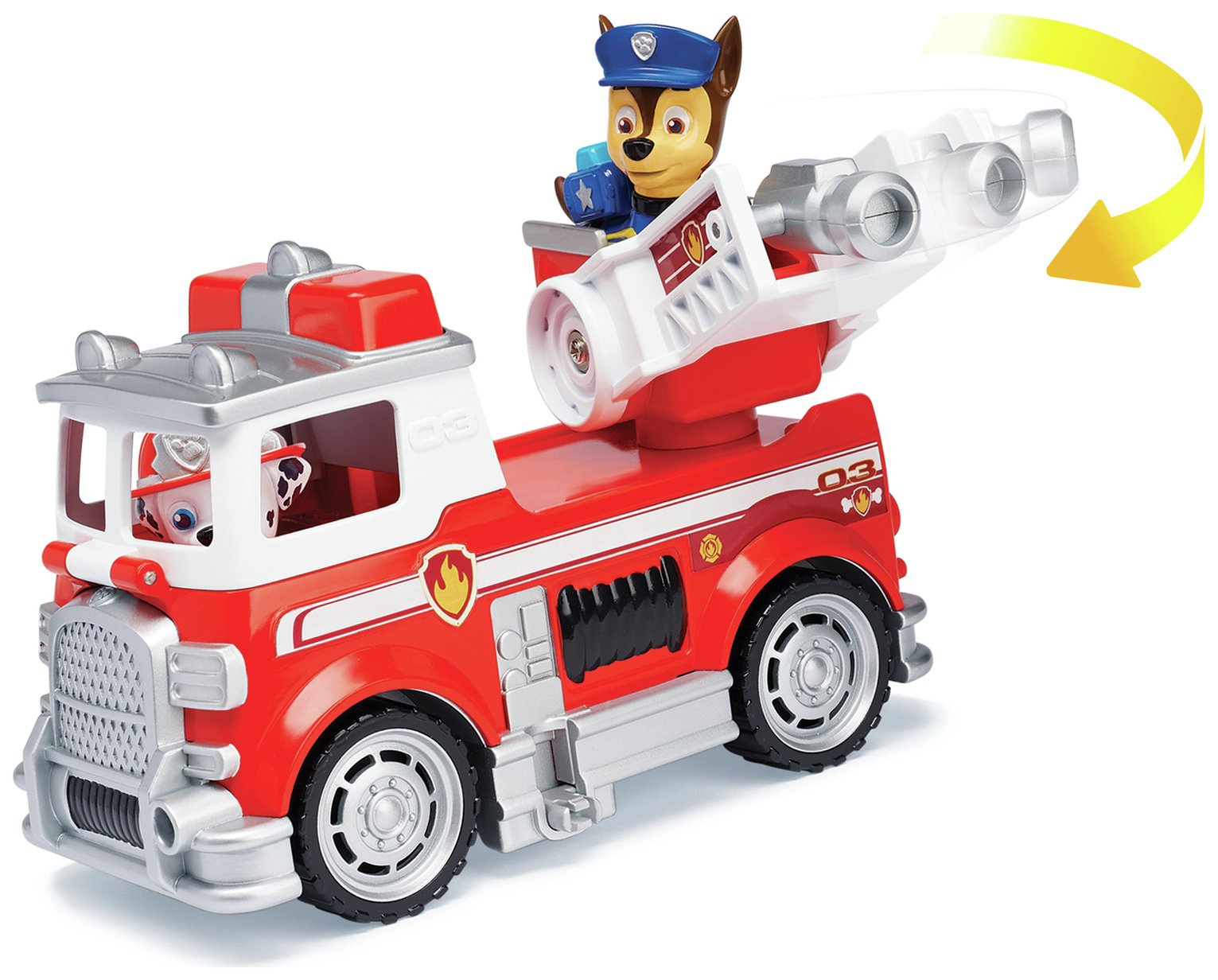 PAW Patrol Ultimate Rescue Vehicle - Marshall