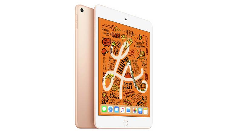 iPad mini 5 2019 7.9 Inch Wi-Fi 64GB - Gold