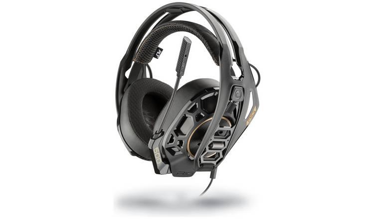 Buy Plantronics RIG 500 Pro HC Xbox One, PS4, PC Headset - Grey | Gaming  headsets | Argos