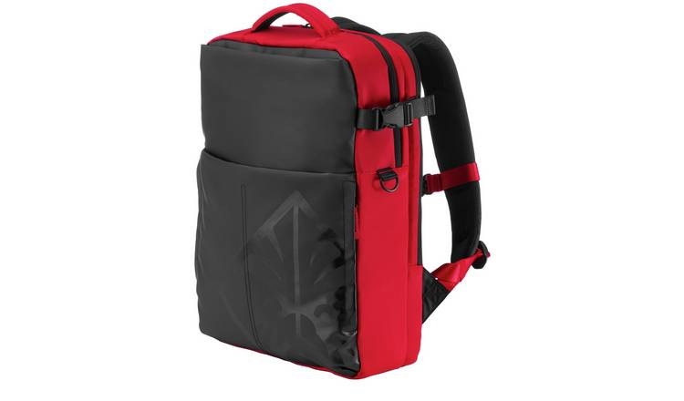 287bdbfd160c Buy HP Omen 17.3 Inch Laptop Backpack - Red | Laptop bags, cases and skins  | Argos