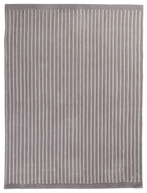 Argos Home Finn Acrylic Rug - 160x120cm - Pale Grey