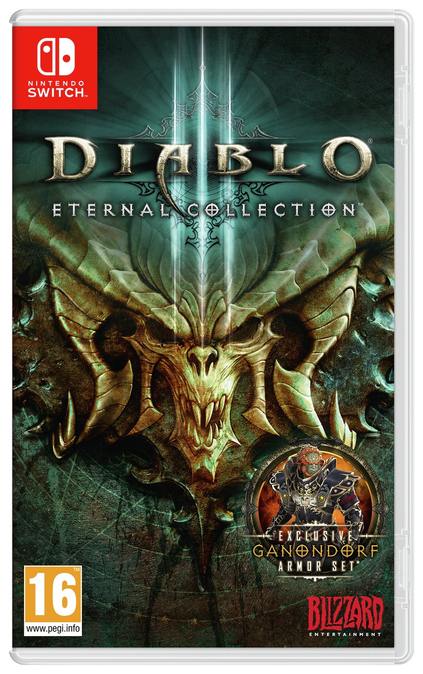 Diablo III: Eternal Collection Nintendo Switch Game