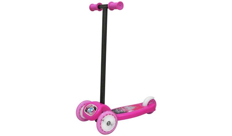 Chad Valley Tilt n Turn Scooter - Pink