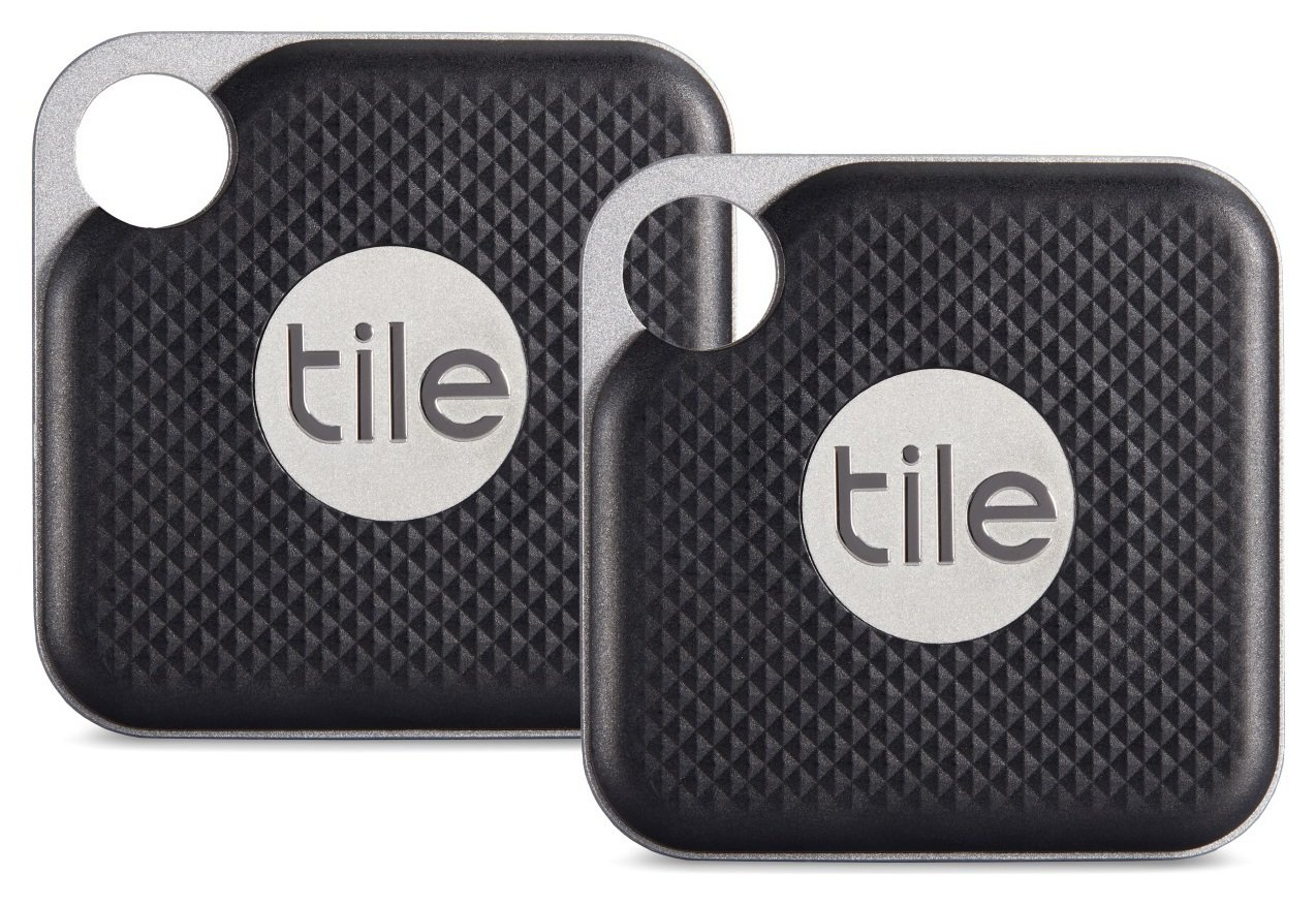 Tile Pro 2018 Key and Item Finder - 2 Pack