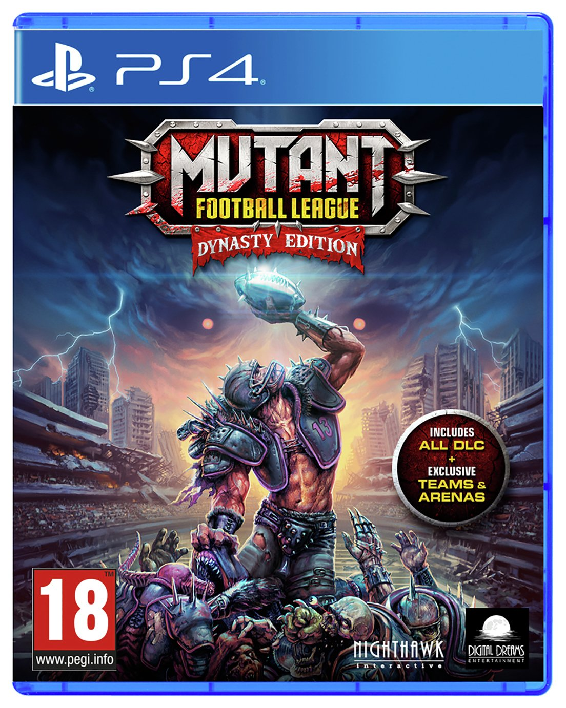 Mutant Football League PS4 Game