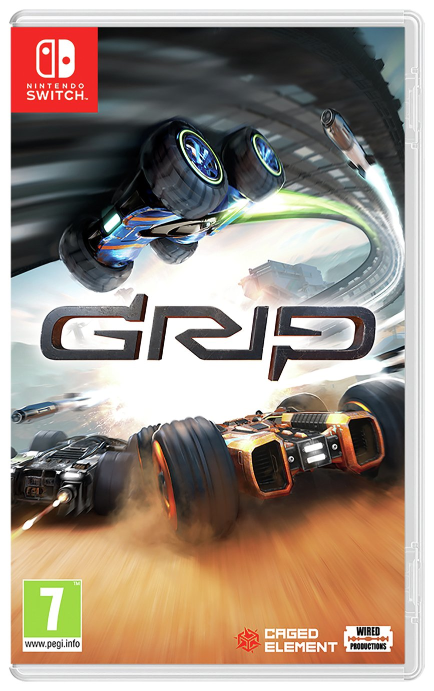 Grip Combat Racing Nintendo Switch Game
