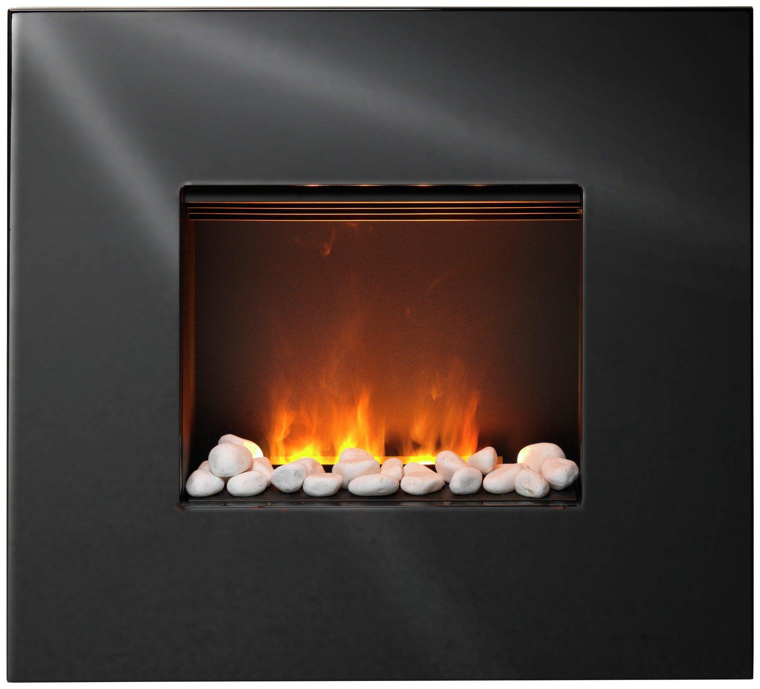 Dimplex Pemberley Opti-Myst 2kW Electric Wall Fire