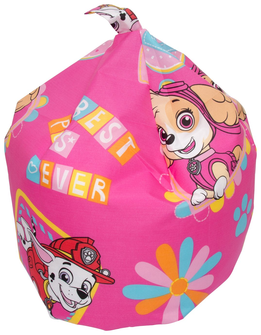 Paw Patrol Forever Pink Beanbag review
