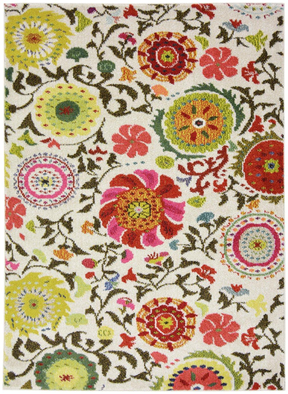 Villa Folk Floral Rug review