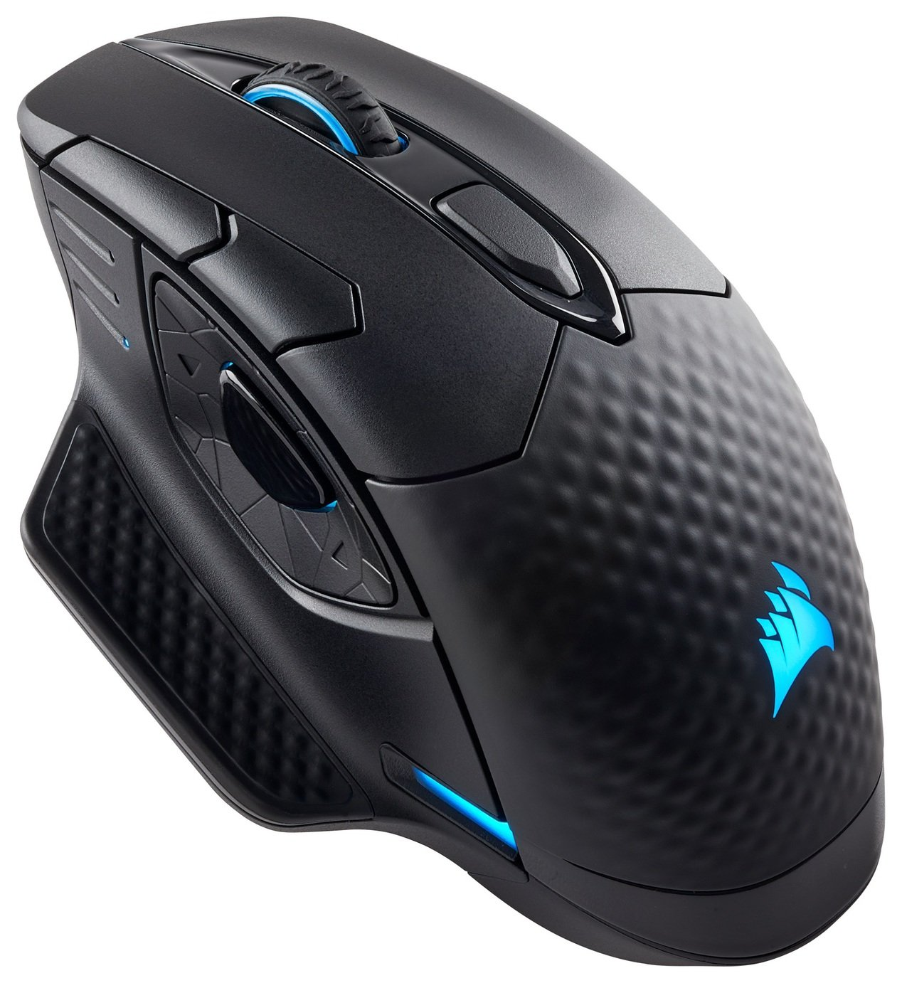 Corsair Gaming Dark Core Wireless Optical Mouse review