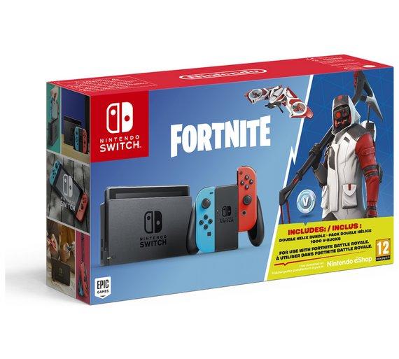 Buy Nintendo Switch Console Fortnite Bundle Nintendo Switch