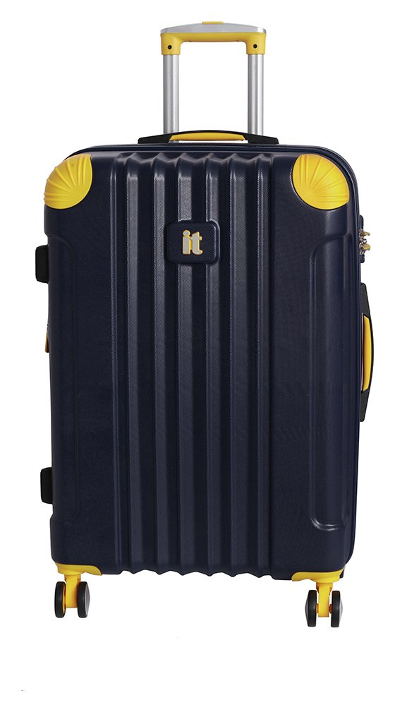 IT Luggage 8 Wheel Medium Hard Suitcase review