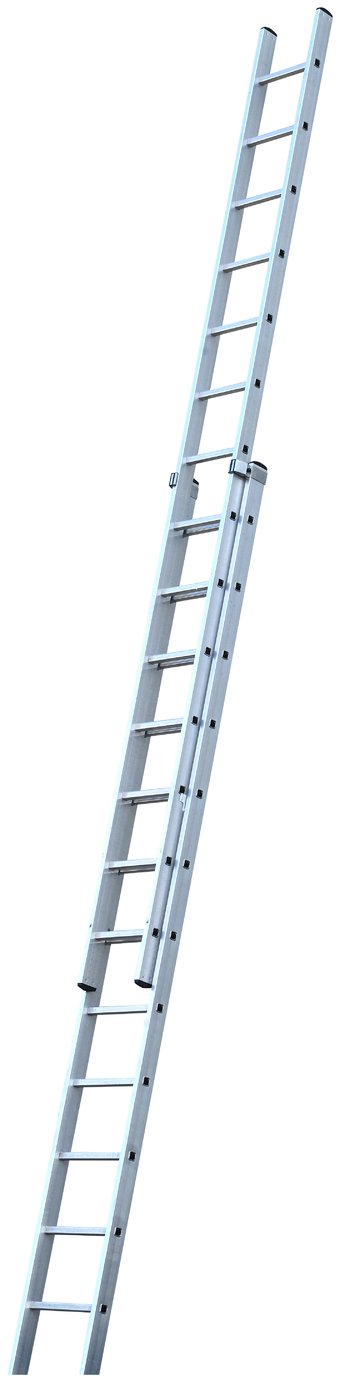 Werner 4.24m Pro Double Section Extension Ladder