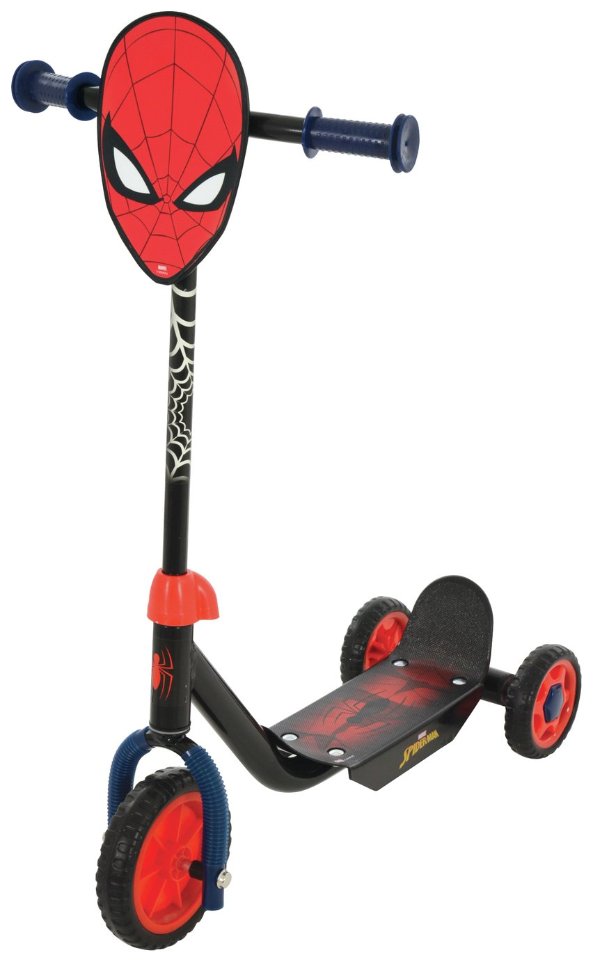Spider-Man Tri Scooter