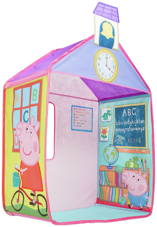 Peppa Pig Pop Up School Playhouse Tent review