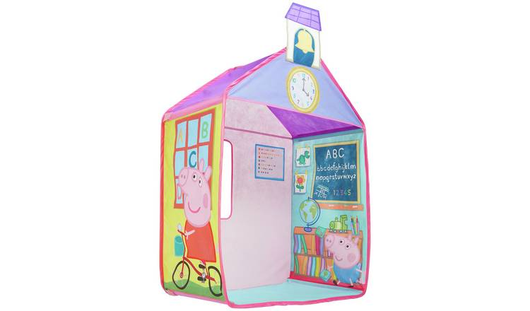 Peppa Pig Pop Up School Playhouse Tent