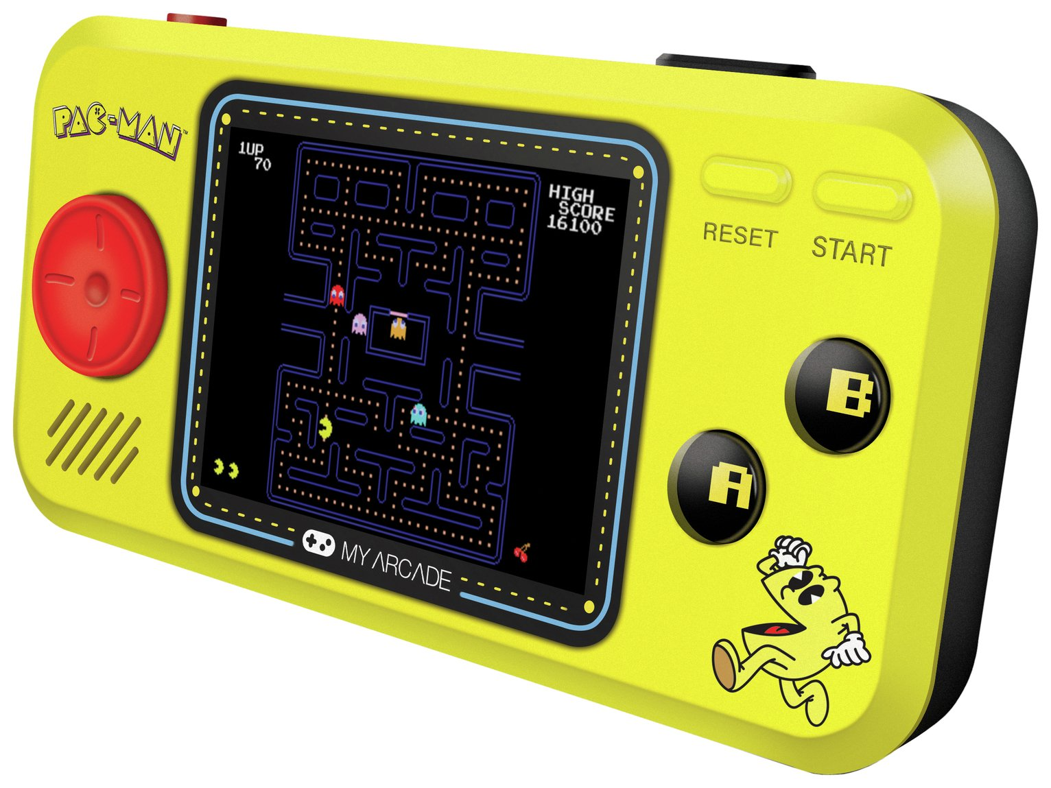 Pacman Handheld Gaming System review