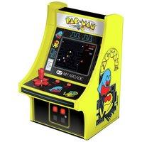 Pacman 6 Inch Retro Mini Arcade Collectible