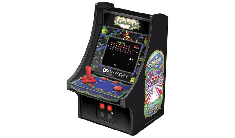Galaga 6 Inch Retro Mini Collectable