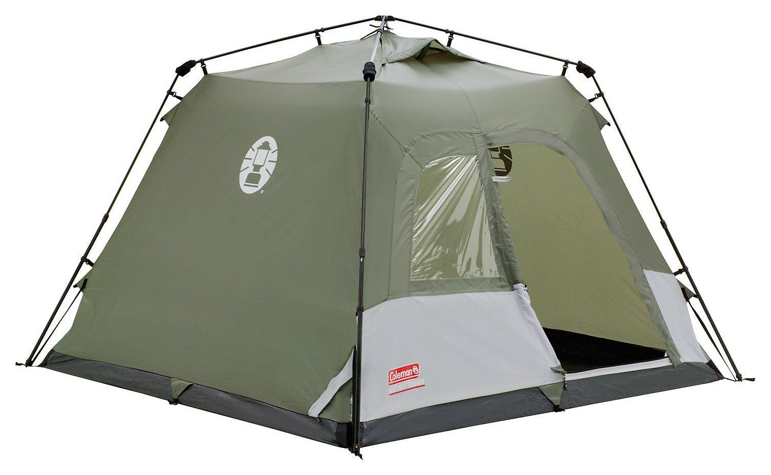 Coleman Instant Tourer 4 Man Tent review