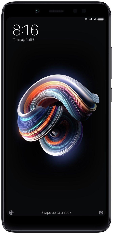 SIM Free Xiaomi Redmi Note 5 Mobile Phone - Black