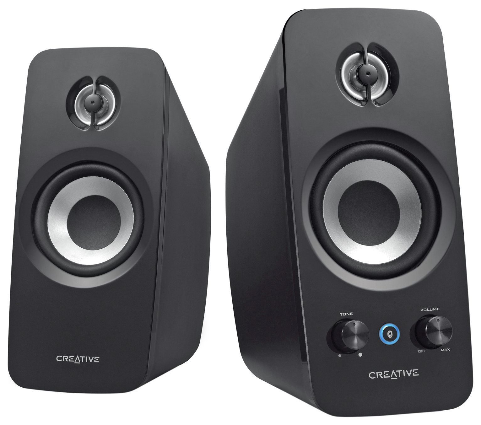 Creative T15 2.0 Speakers review
