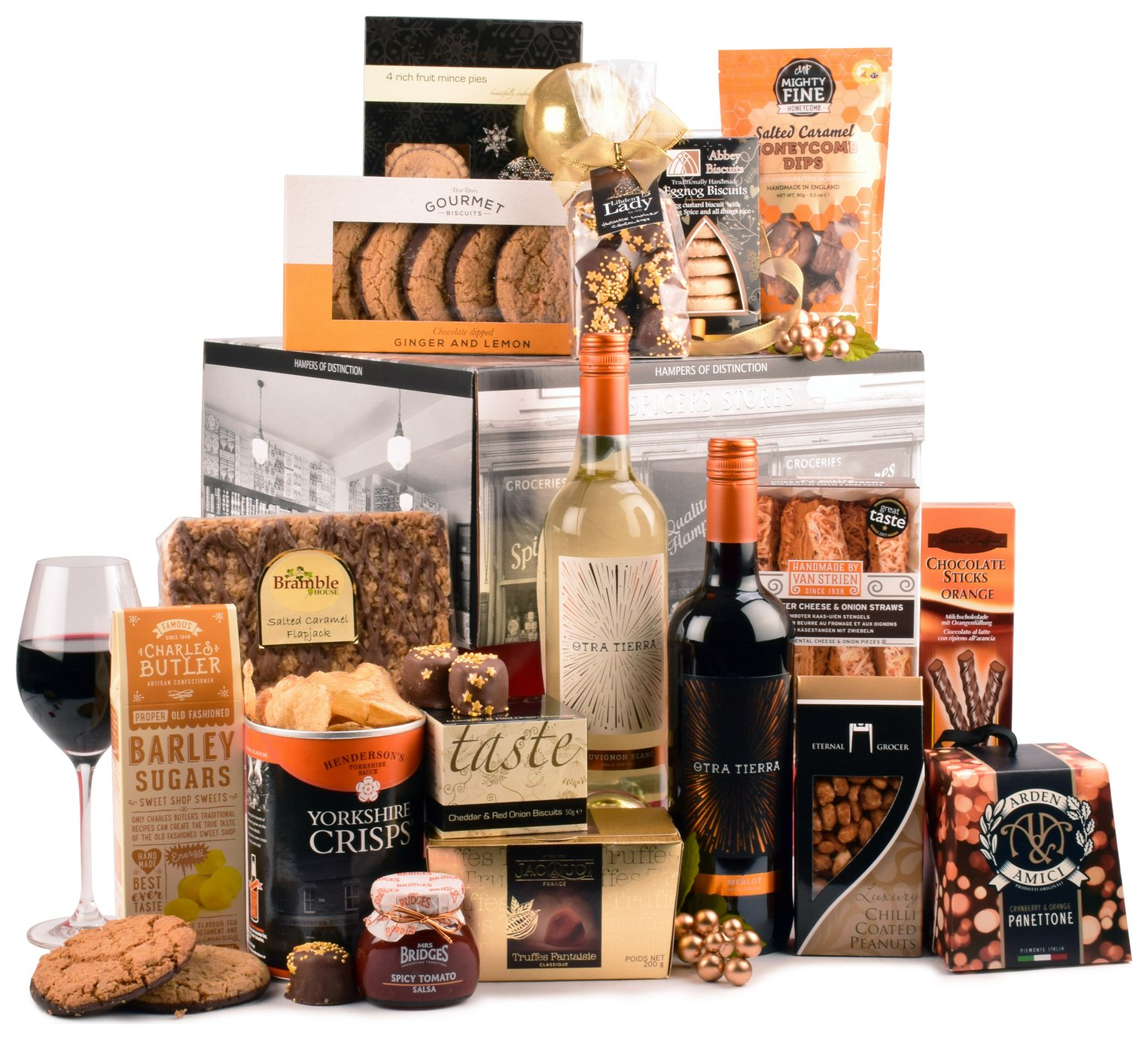 Lanchester The Connoisseur Gift Box