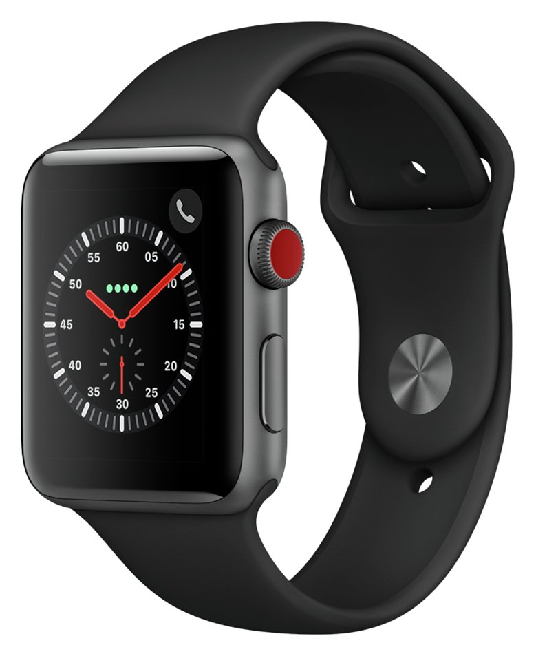 Apple Watch S3 2018 Cellular 42mm review