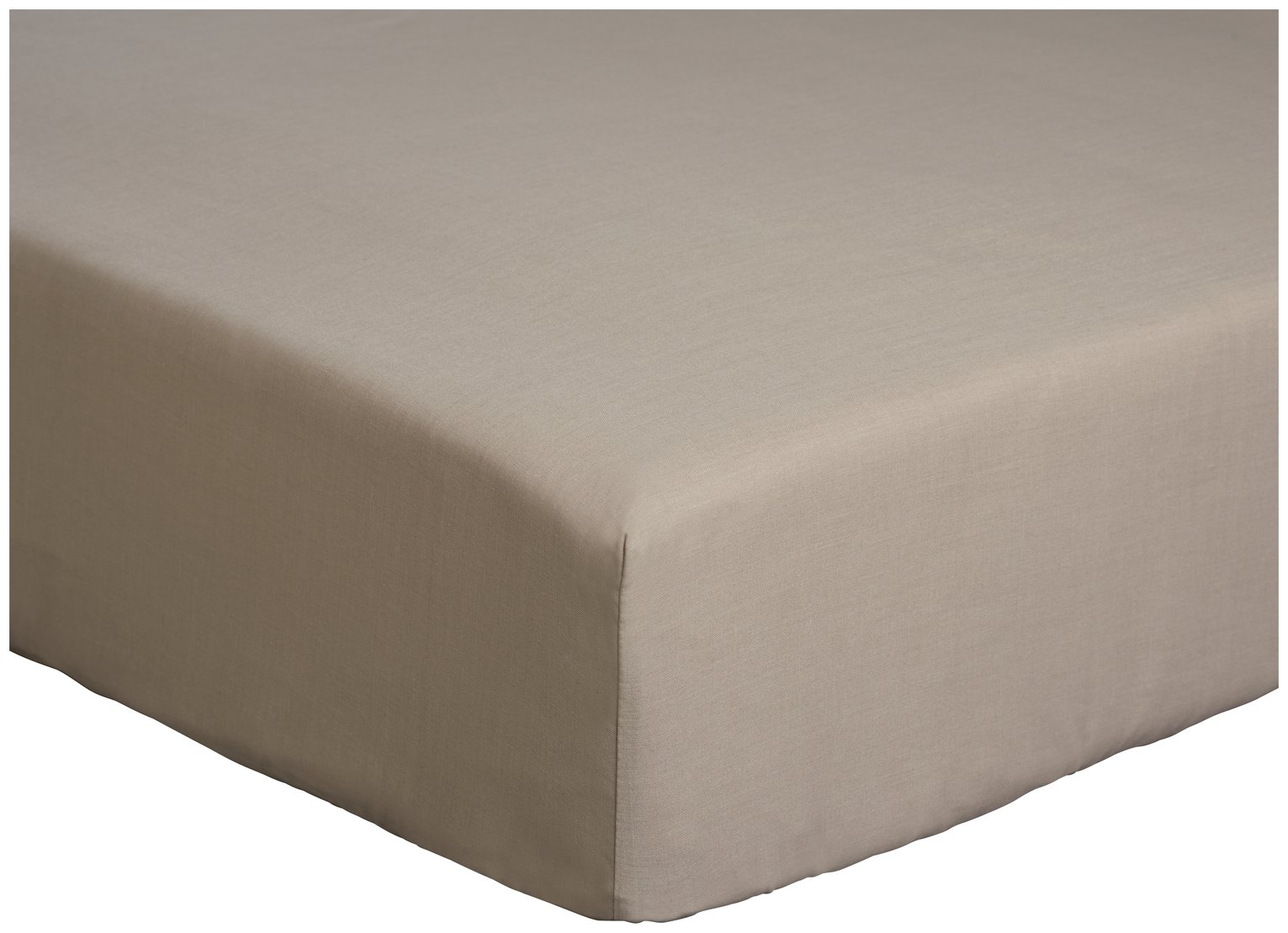 Argos Home Stone Fitted Sheet review