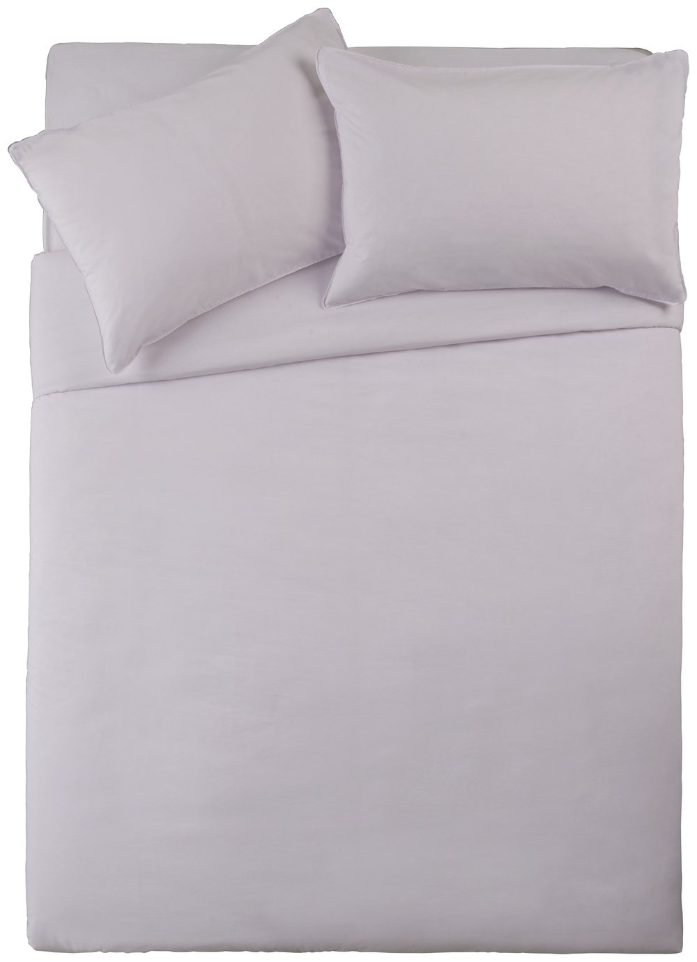 Argos Home White Cotton Rich Bedding Set review
