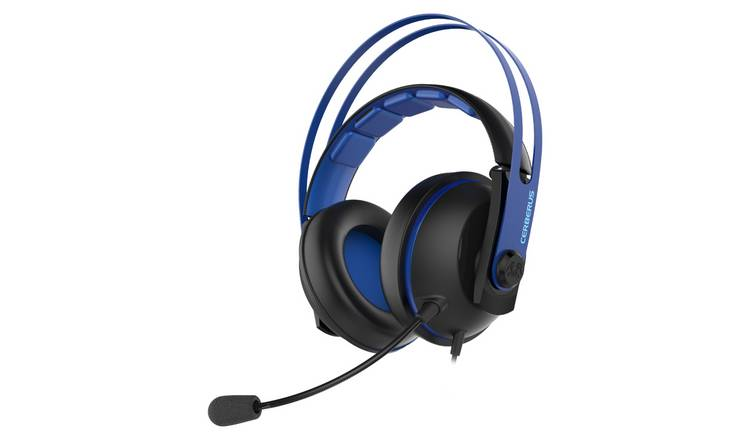 Asus Cerberus V2 PC Gaming Headset - Blue