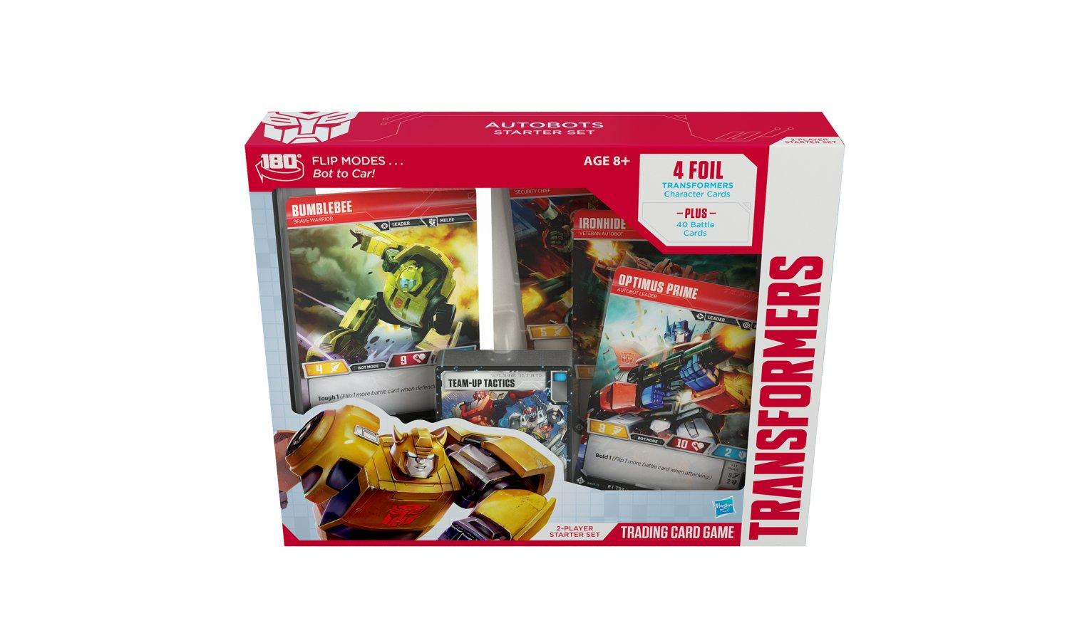 Transformers TCG Starter Set