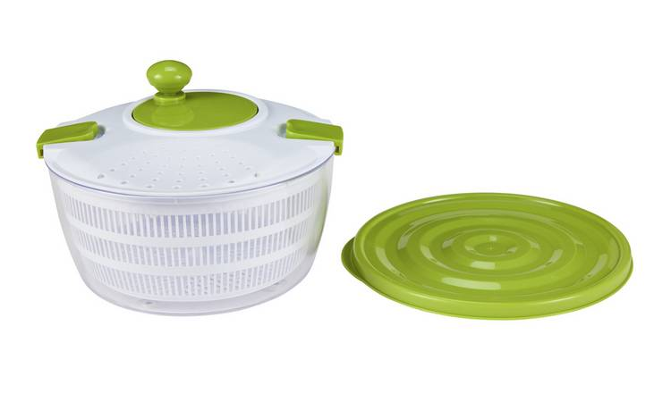 Argos Home Healthy Eating Salad Spinner