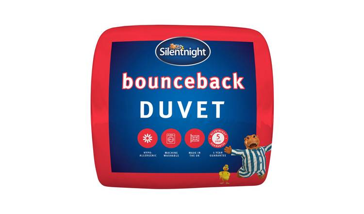 Silentnight Bounceback 10.5 Tog Duvet - Single