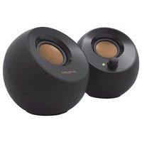 Creative 2.0 Speaker Set - Pebble Black