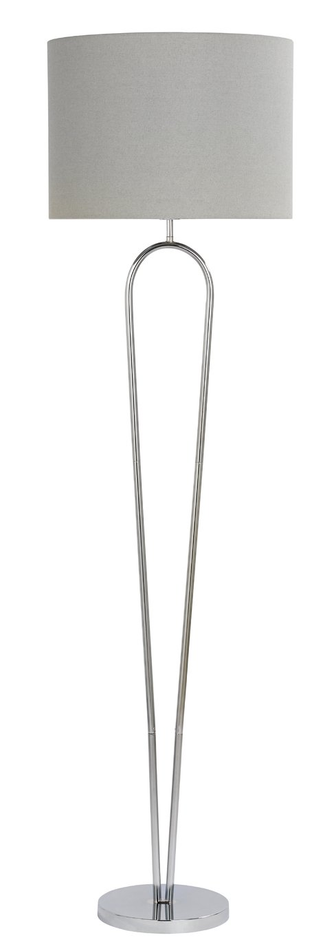 Argos Home Elegant Floor Lamp