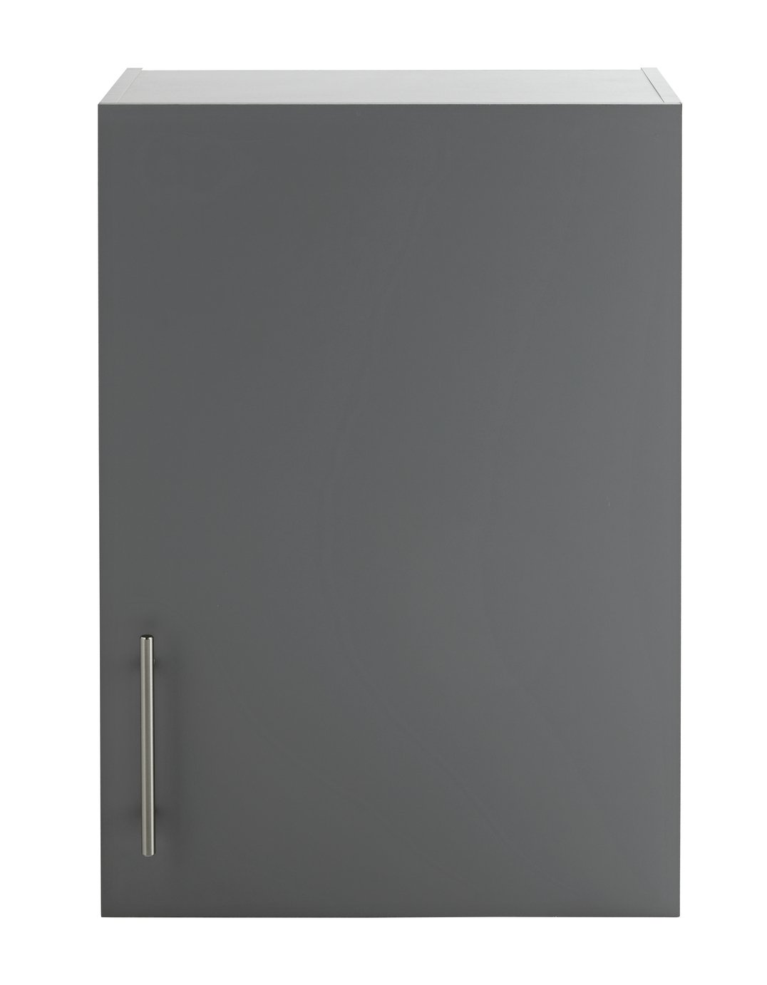 Argos Home Athina 500mm Fitted Kitchen Wall Unit - Grey